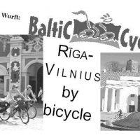 Riga-Vilnius by bicycle (PAPER COPY)