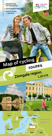 Cycle Map ZEMGALE in ENGLISH