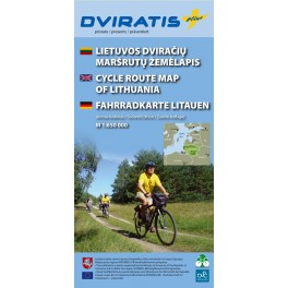 Cycle Map Lithuania