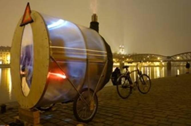 Pirmoji dviračio pirtis...