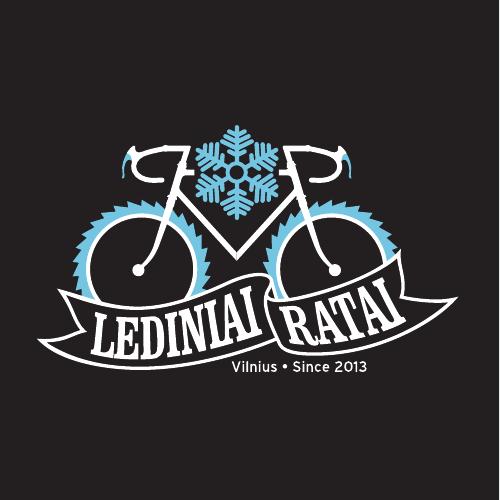 "Vilnius Winter Cyclists' club ""Ledinių ratų klubas"" (Icy wheels)"