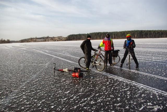 """(Lietuvių) Atidarome žiemos sezoną su """"Ledinių ratų klubu"""", Lapkričio 12 d."""
