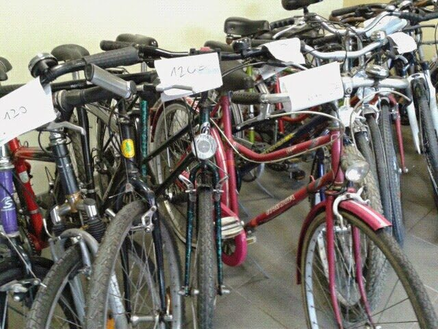 Used bicycles (and other items) for sale - Velo-city Vilnius