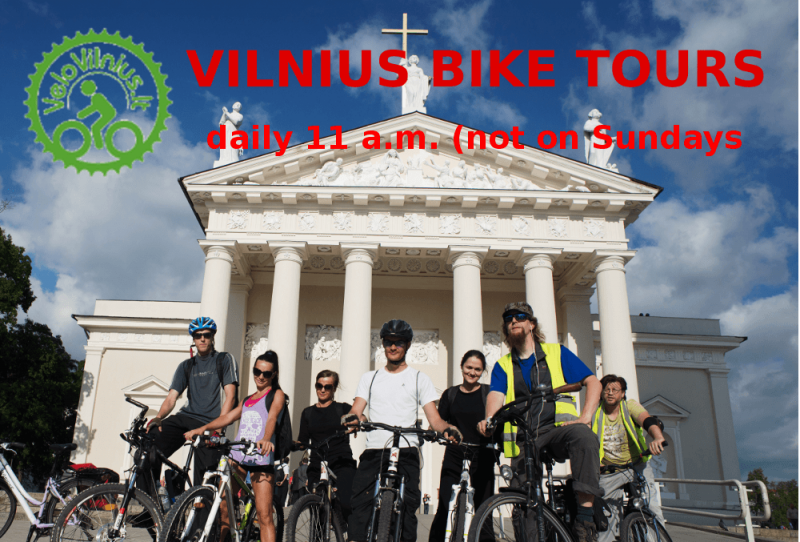 Vilnius Bike Tours >> MORE