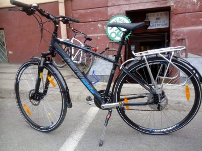 PREMIUM touring bicycle