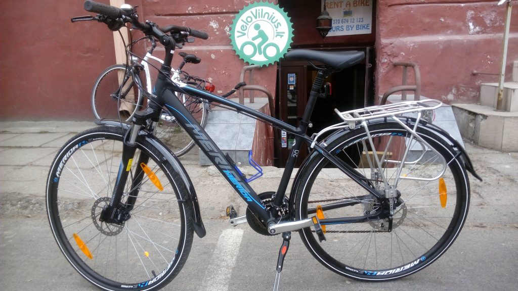 Sportive cycle touring