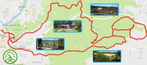 MTB turai (Kalnų dviračiais), 2018 metais - kasdien!