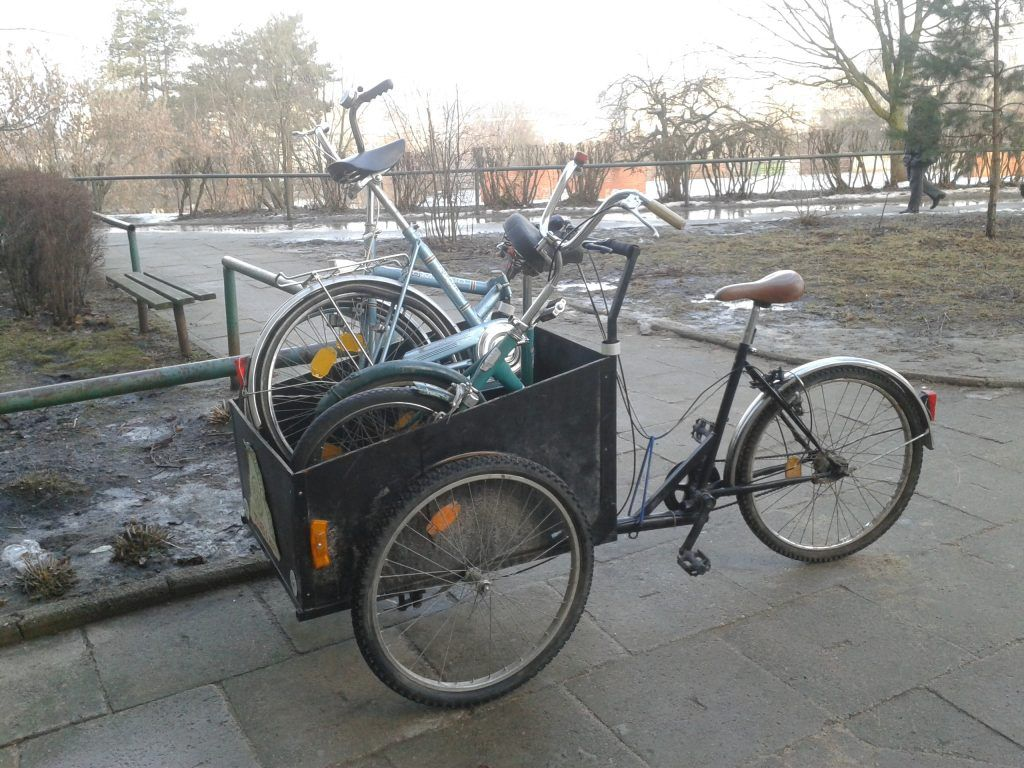 Spezielle Fahrräder