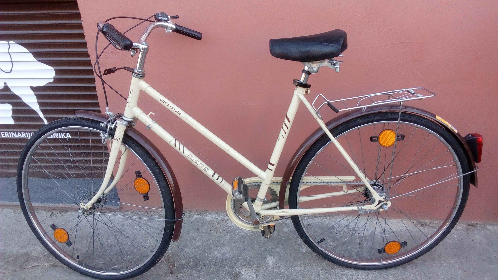Used bicycles (and other items) for sale