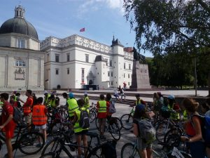 This Sunday's bike tour be in Görmän