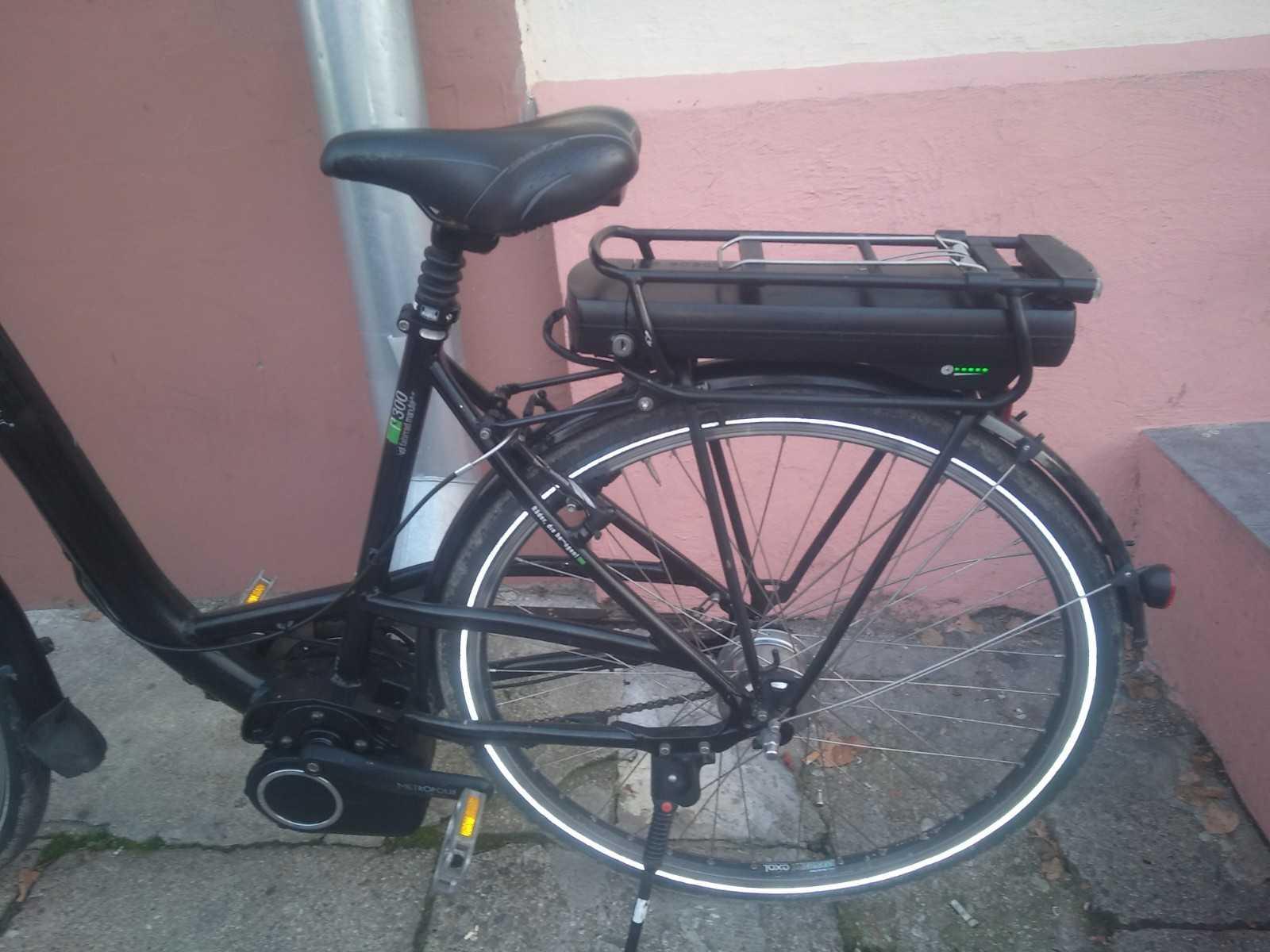E-Bikes/Pedelec