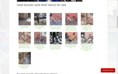 Dar neturite dviračio? Išpardavimas už gerą kainą